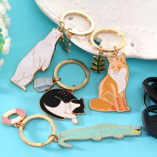 Eranso - Animal Key Ring