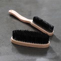 Yulu - Wooden Shoe Cleaning Brush (various designs)