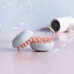 Yulu - Plastic Head Scalp Massager