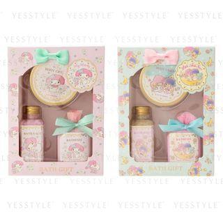 Sanrio - Bath Gift Kit - 3 Types