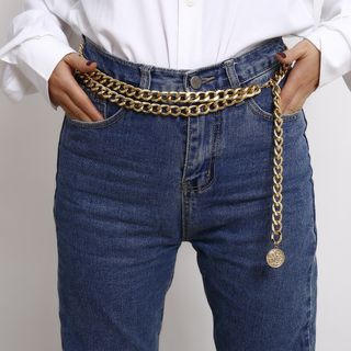 Seirios - Chain Waist Belt