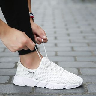 Lion Tips - Mesh Sneakers