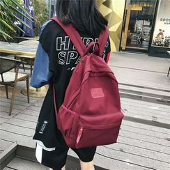 Kaffee - Solid Color Backpack