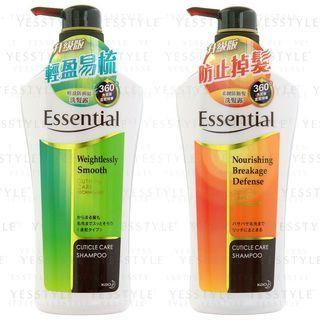Kao - Essential Shampoo 700ml - 5 Types