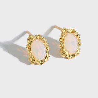 Phoenoa - Sterling Silver Earring
