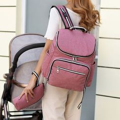 BAGSHOW - Maternity USB Port Backpack