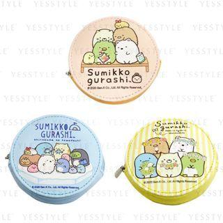 SunToys - San-X Sumikko Gurashi Round Coin Purse - 3 Types