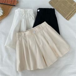 Magimomo - 宽腿短裤