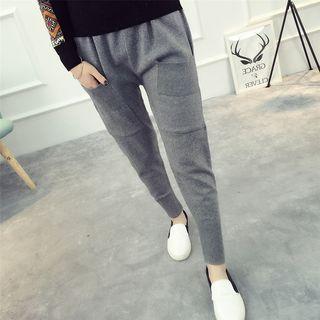 NIZ - 針織運動褲