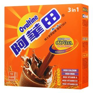 Ovaltine - Nutritional Malted Drink 30g x10