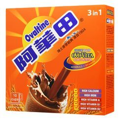 Three O'Clock - Ovaltine Nutritional Malted Drink 30g x10