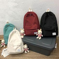 Gokk - Plain Lightweight Backpack