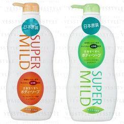 Shiseido - Super Mild Body Wash 650ml - 2 Types
