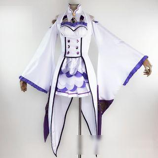 星河动漫 - Re: 从零开始的异世界生活 - 艾米莉娅角色扮演服装
