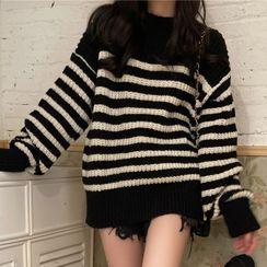 Faybienne - Striped Sweater