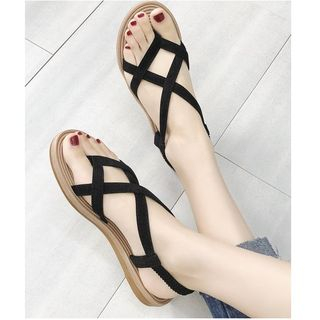 Belbie Strappy Sandals | YesStyle