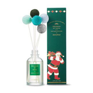 innisfree - Perfumed Diffuser Dreaming Of Santa 110ml (2018 Green Christmas Limited Edition)
