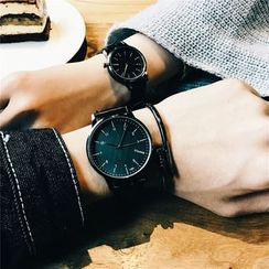 Moska - Couple Matching Strap Watch