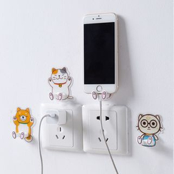 Home Simply - Animal Wall Plug Holder