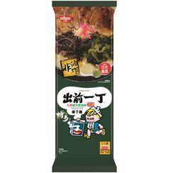 Nissin - Demae Iccho Bar Noodle - Tonkotsu Flavour (with Japanese Takana) (Serves 2)