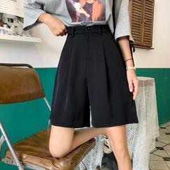 Fabricino - Wide Leg Shorts