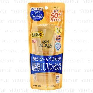 Rohto Mentholatum - Skin Aqua UV Super Moisture Essence Gold SPF 50+ PA++++