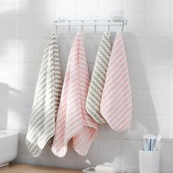 Home Simply - Coral Fleece Face Towel