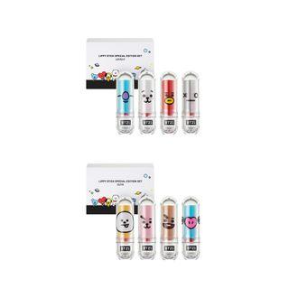 VT - BT21 Lippy Stick Special Edition Set - 2 Types