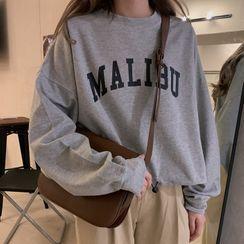 Dute - Lettering Sweatshirt