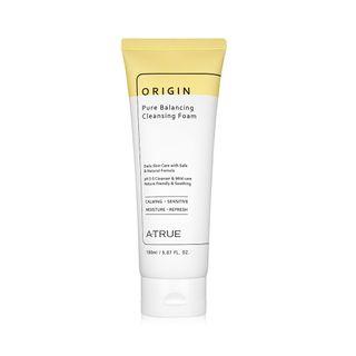 ATRUE - Origin Pure Balancing Cleansing Foam