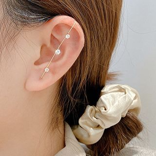 LIVSIA - Full Ear Bar Cuffs