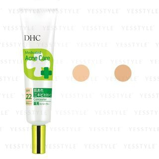 DHC - Medicated Acne Care Concealer SPF 22 PA++ - 2 Types