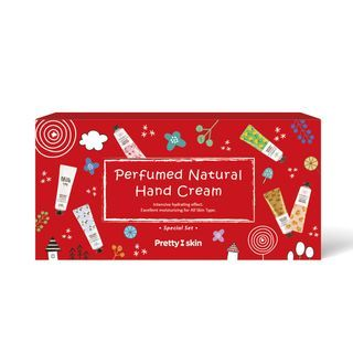 Pretty skin - Perfumed Natural Hand Cream Special Set