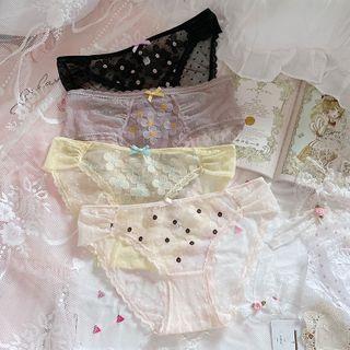 Prinsis - Flower Panties