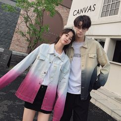 Sienne - Couple Matching Denim Jacket