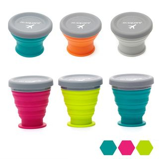 Homy Bazaar(ホーミーバザール) - Travel Foldable Silicone Drinking Cup