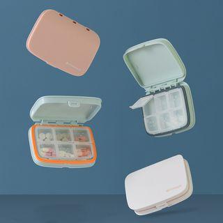Ribbocco - Travel Pill Box