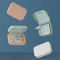Ribbocco - Travel Pill Box