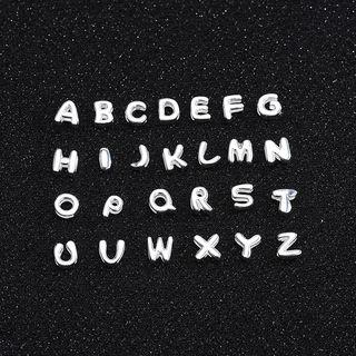 Eucalyse - 925纯银字母吊坠