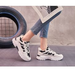 Benpunas - 字母运动鞋