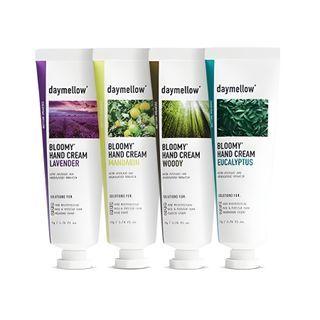daymellow - Bloomy Hand Cream - 4 Types