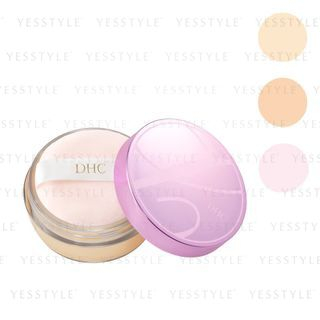 DHC - Q10 Moisture Care Clear Face Powder - 3 Types