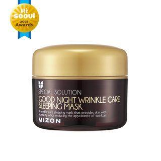 MIZON - Good Night Wrinkle Care Sleeping Mask 75ml