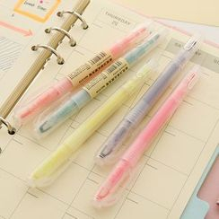 Nina's House - Set of 8: Double-Tipped Highlighters