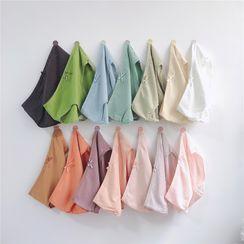 MEOKO - Set of 6: Plain Panties