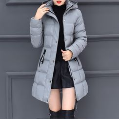 In the Mood(インザムード) - Hooded Padded Coat