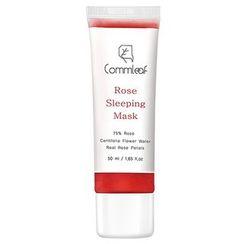 Commleaf - Rose Sleeping Mask 50ml