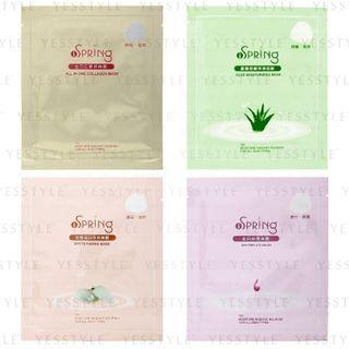 beNice - Ispring Mask 1 pc - 4 Types