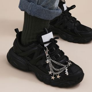 Seirios - 星星多层鞋子饰物