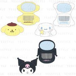 Sanrio - D-Cut Mirror & Comb - 3 Types